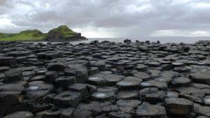 ireland, giant causway, stones